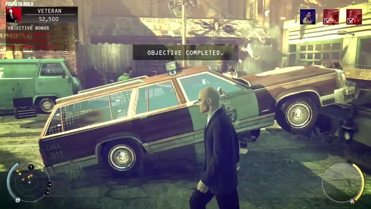 Hitman Absolution Streets Of Hope E3 Gameplay Video Mod Db