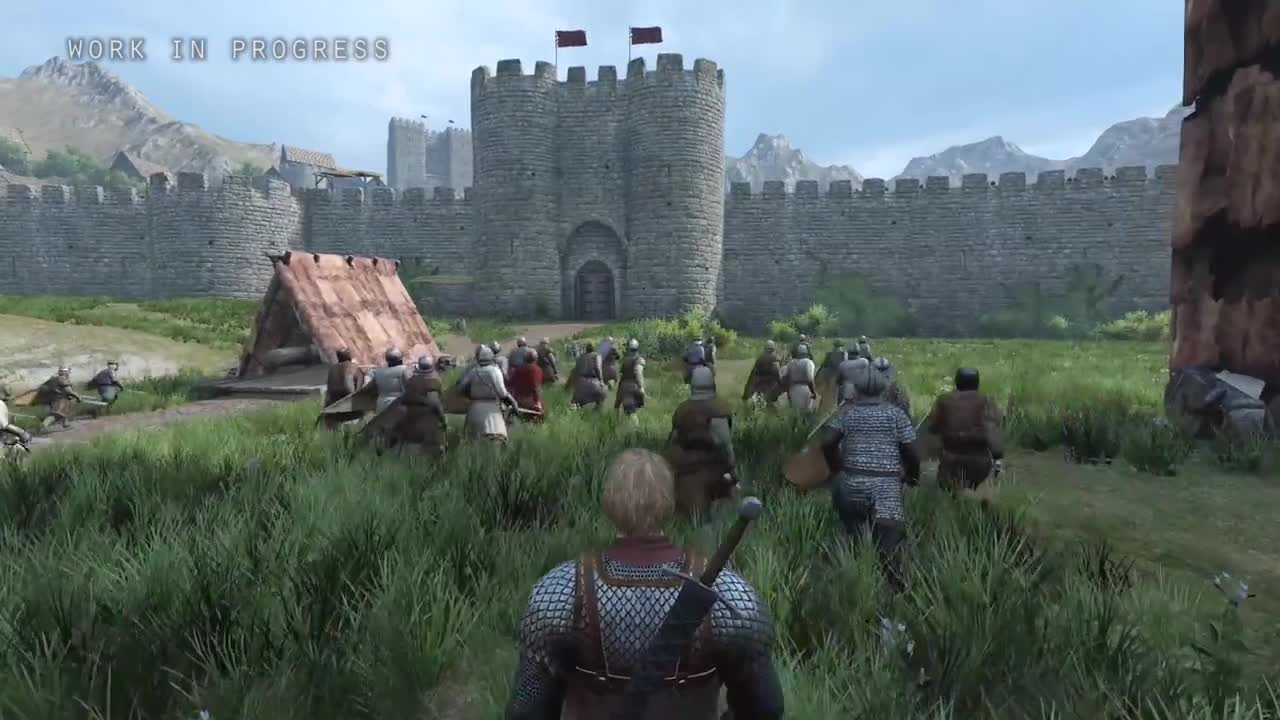 Mount Amp Blade 2 Bannerlord Gameplay Video Mod Db