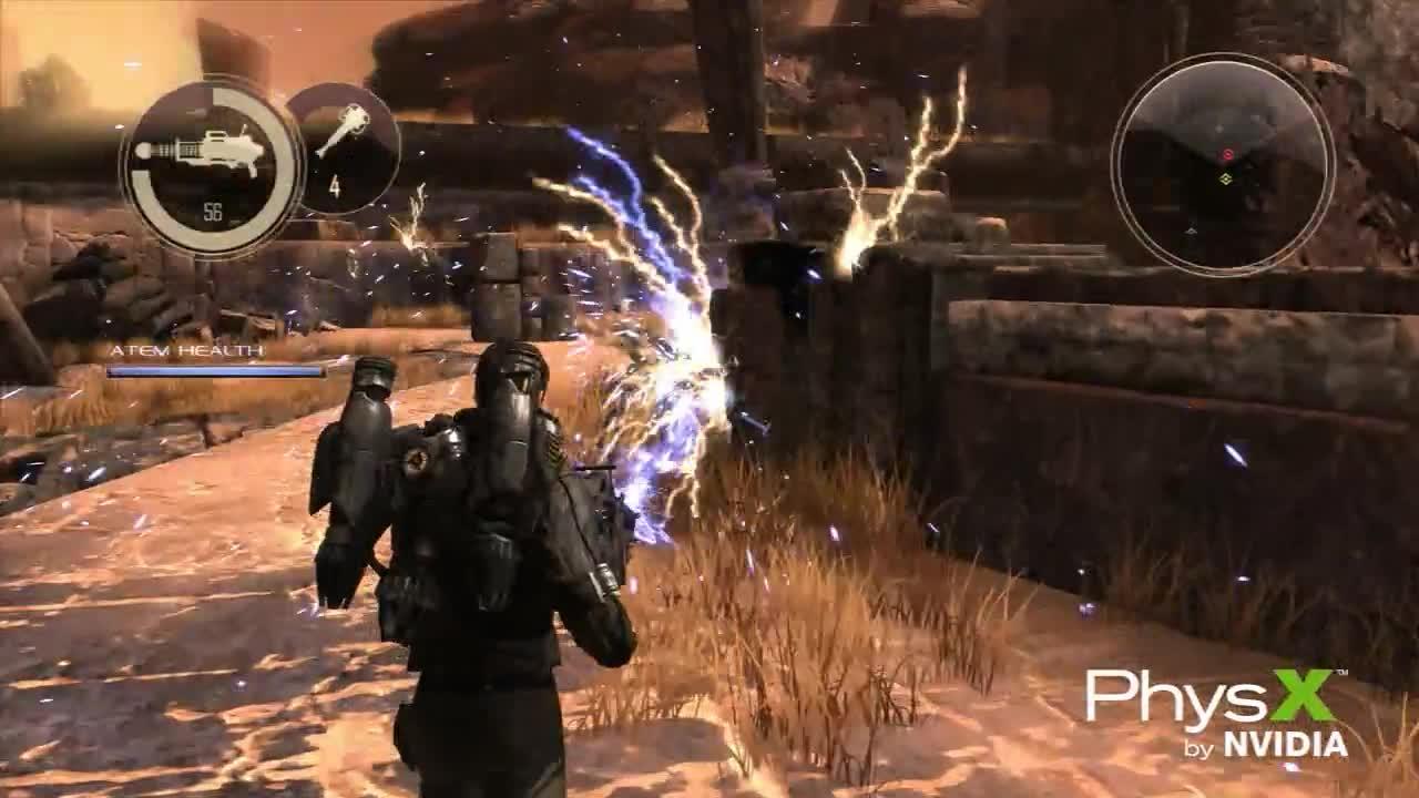 Dark Void PC Game Technology Trailer