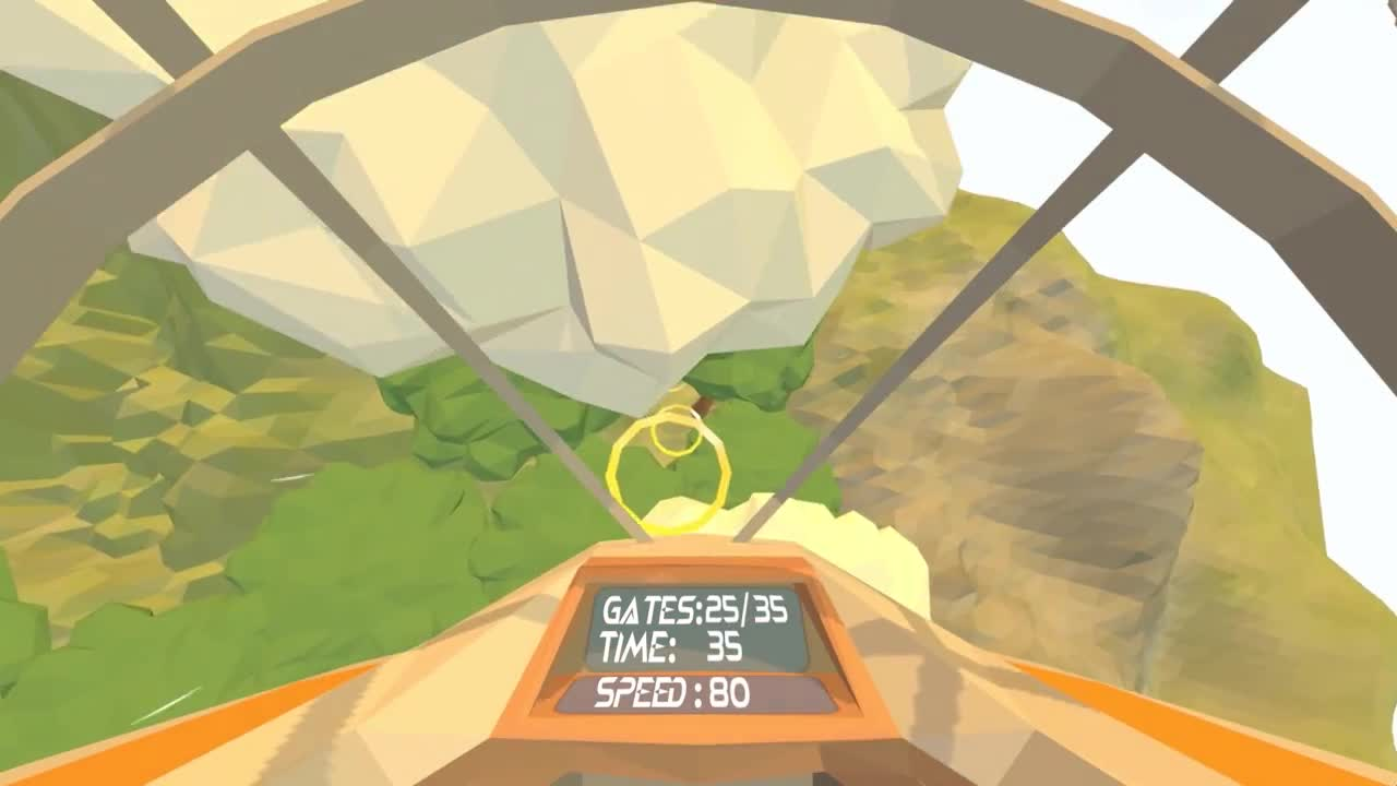 Faceted Flight on Steam