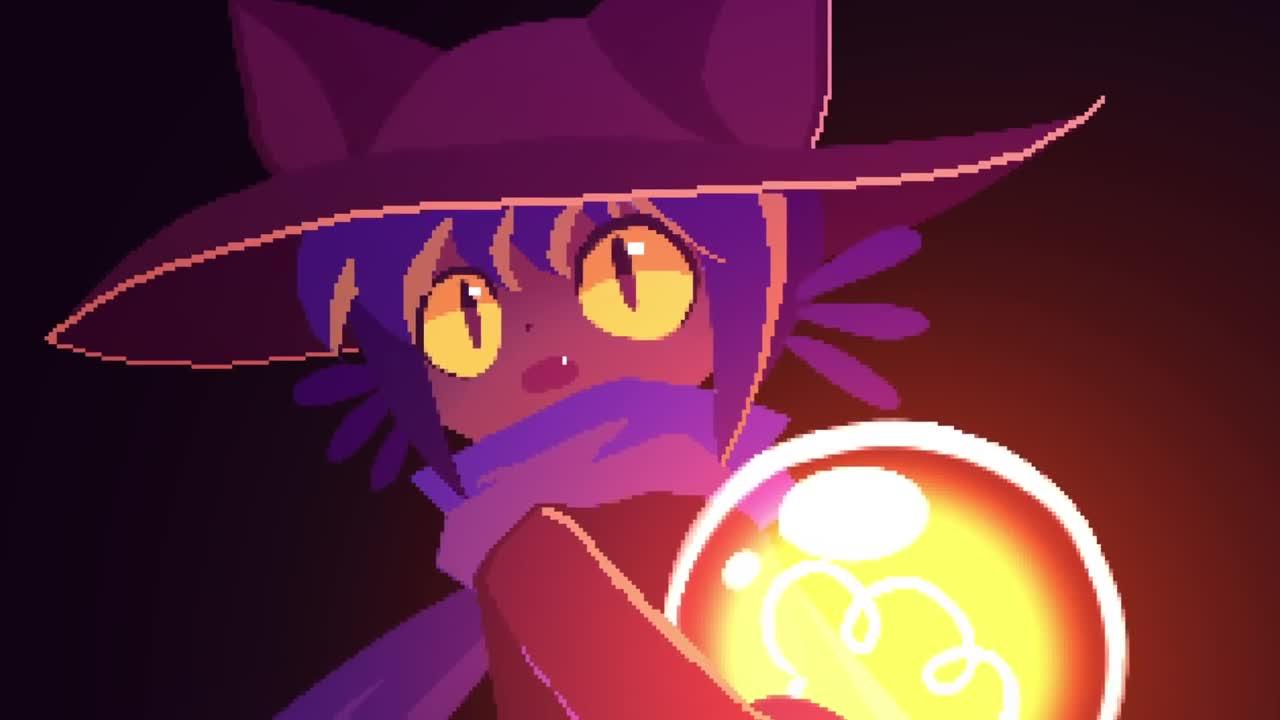 Cat Video Game Indie