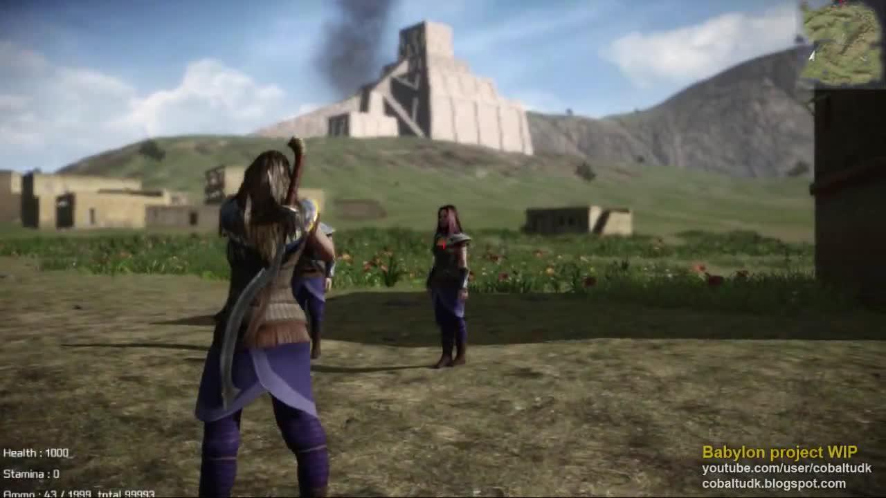 Alien weapons test video - Babylon Project - Mod DB