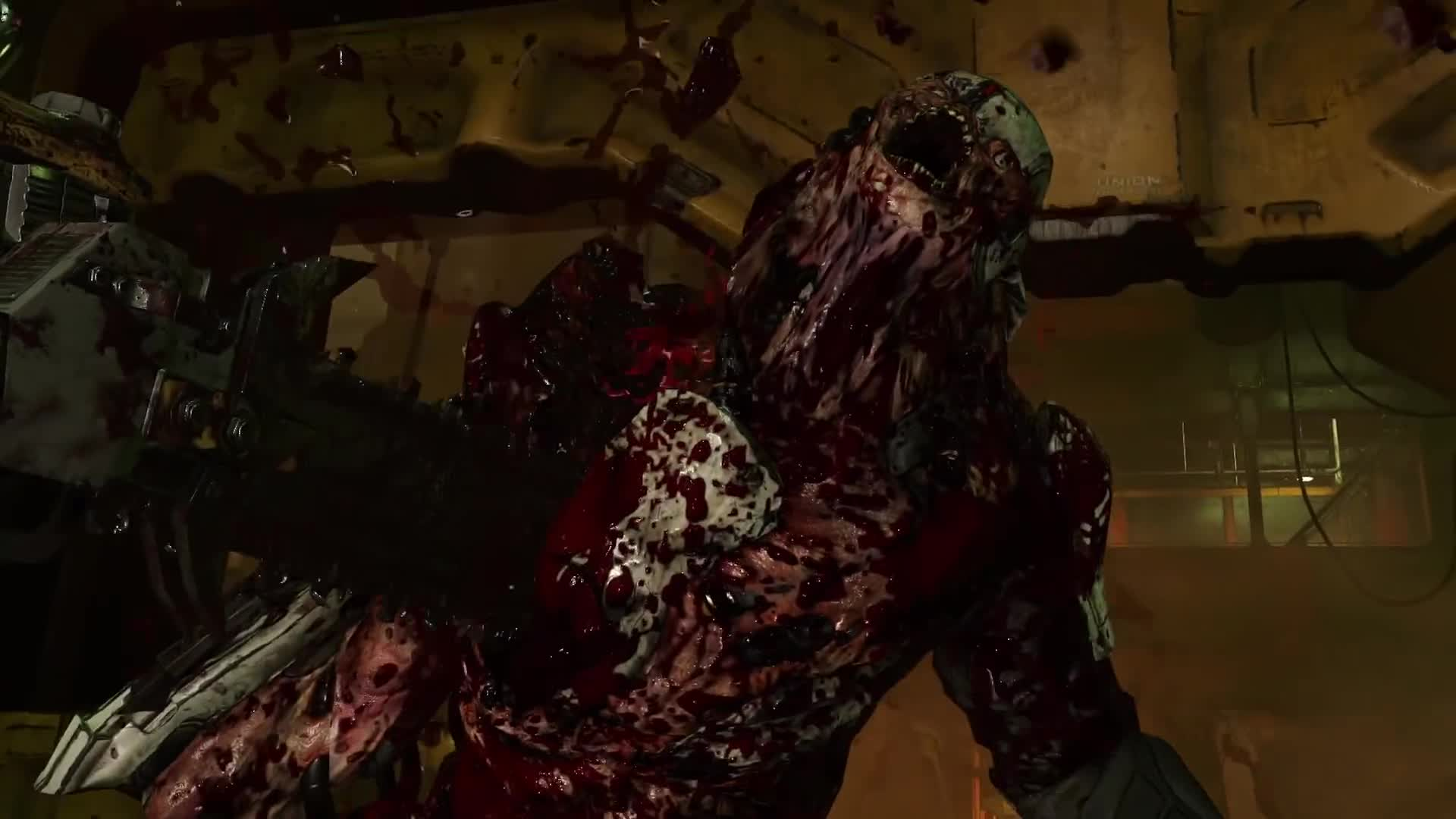 Doom 4 Official Gameplay Trailer