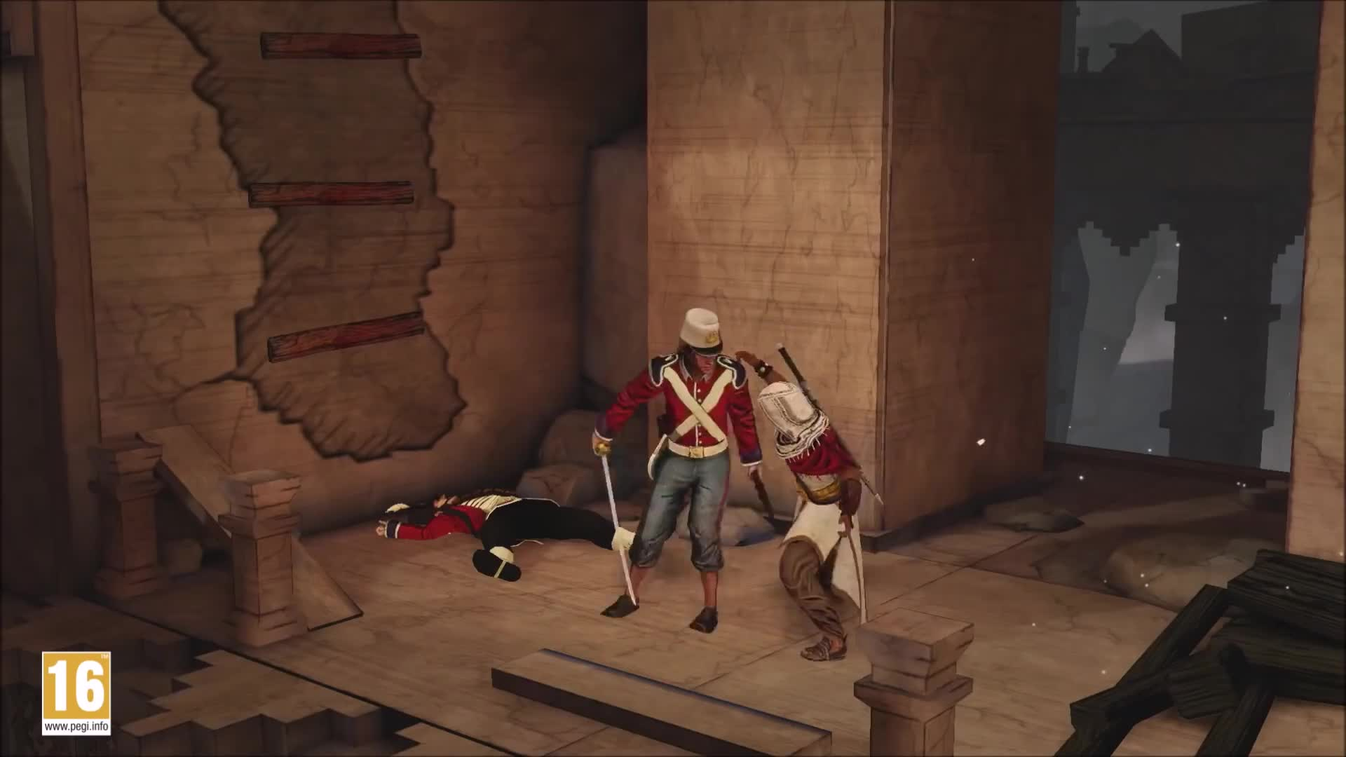 Assassin S Creed Chronicles India Trailer Gameplay Video