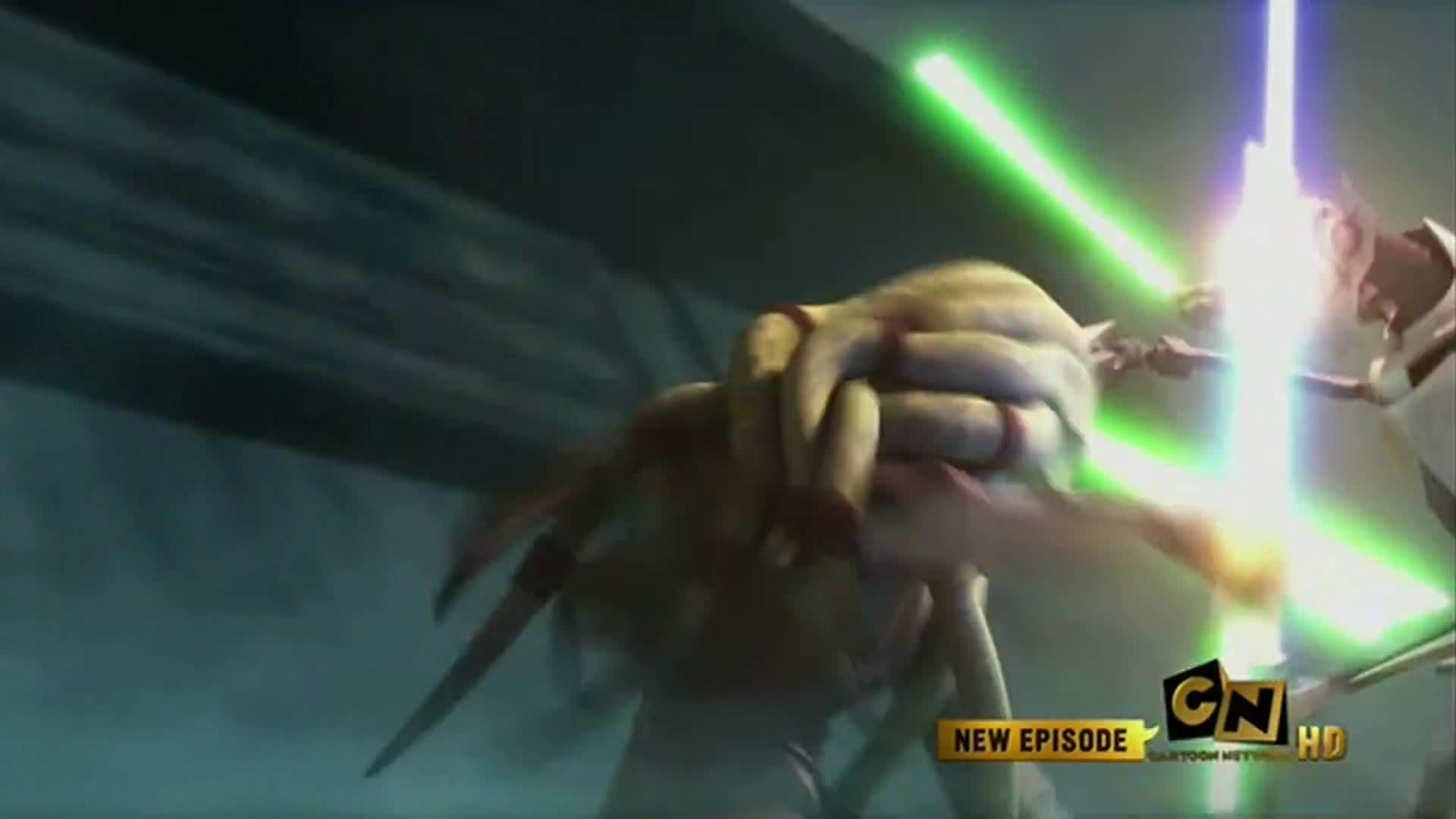 master kit fisto(me) vs general grievous video - clone wars - mod db