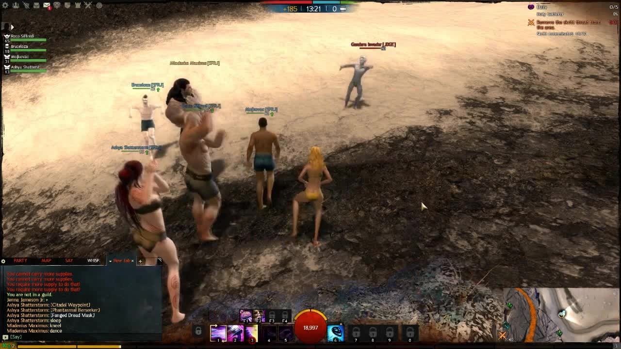 Guild Wars 2 Free MMORPG Game, Download & Review