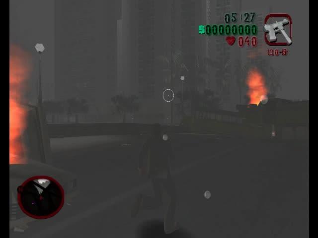 gta vice city video game play