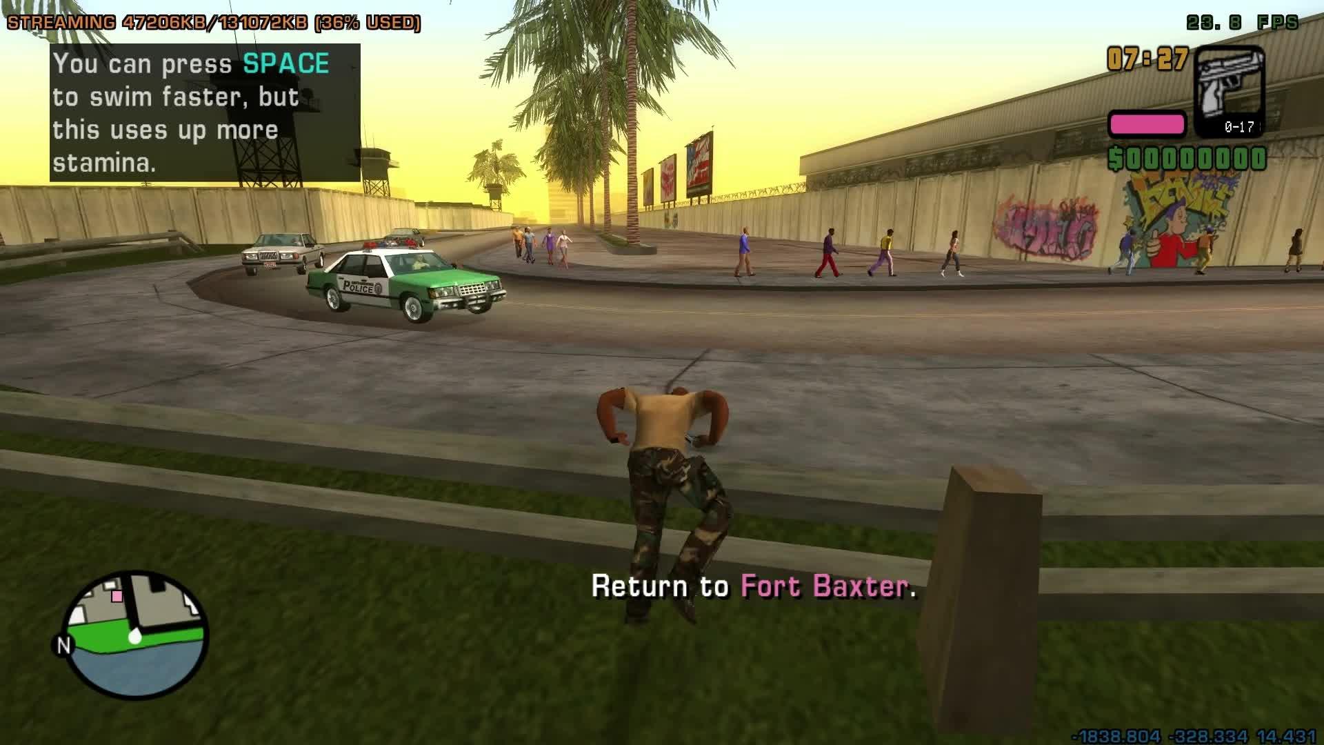 Fairground promo image vice city stories: pc edition mod for.