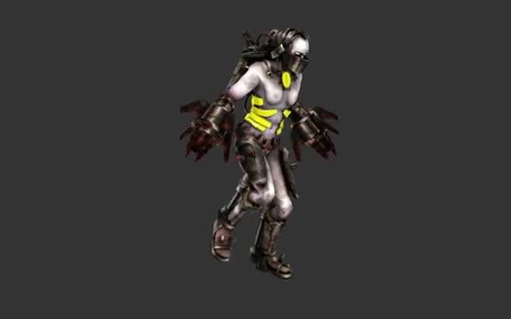 CoverUp image - Female Fleshpound mod for Killing Floor