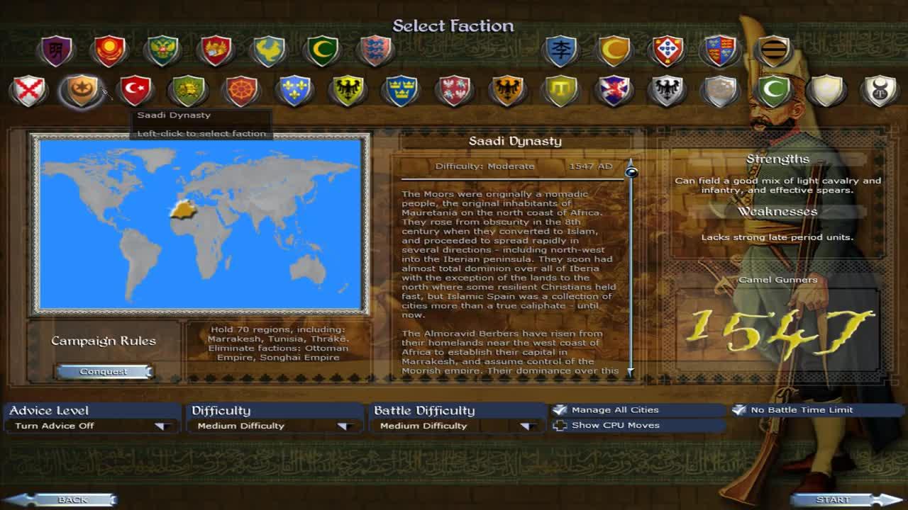 Eras Total Conquest - Medieval II Kingdoms mod video - Mod DB