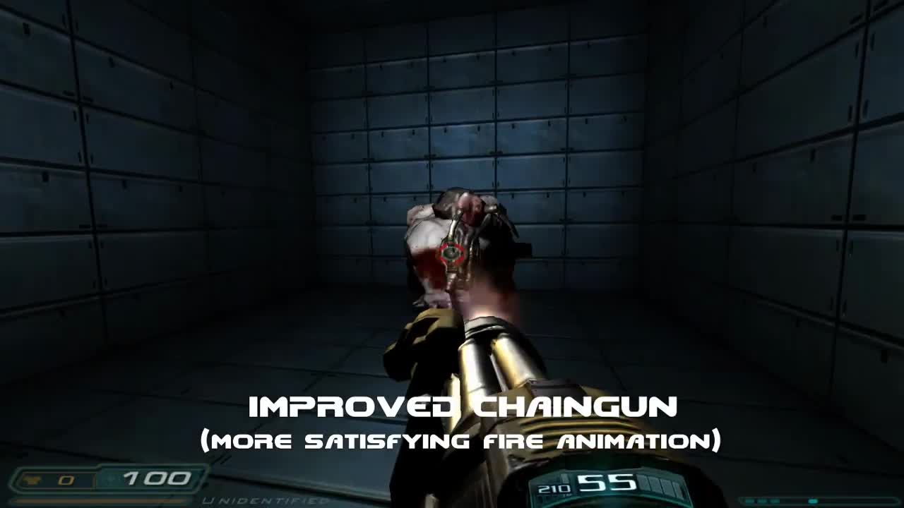 Doom 3 Vs Doom 3 Fixed Edition Comparison Video Mod Db