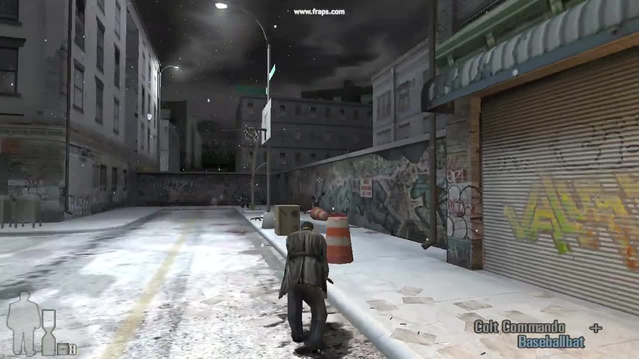 Max Payne 2 Old School Remix Gameplay Video Mod Db