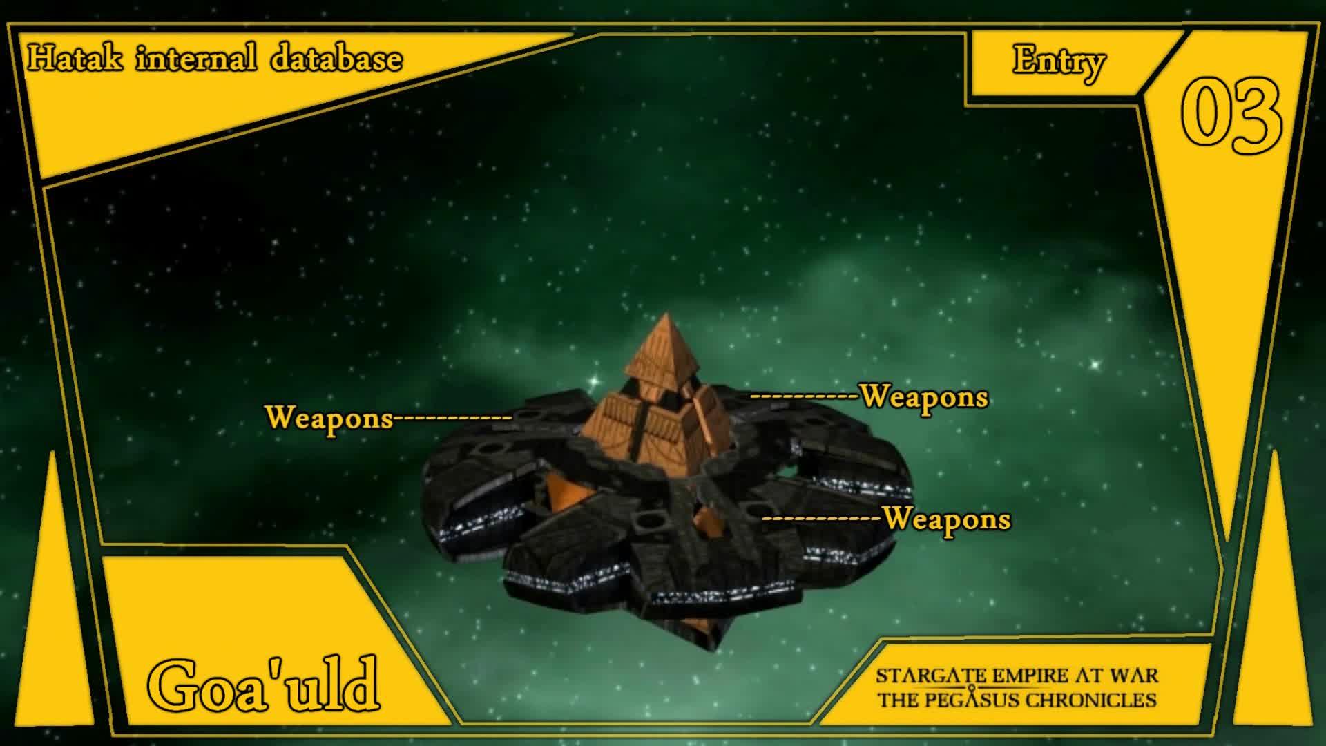 Unit Profile Old Hatak Video Stargate Empire At War